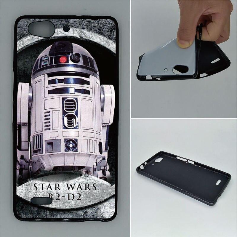 Star Wars R2D2 Phone Cases Soft TPU For ZTE Nubia Z7 Max Z9 Z11 Max Z7 Z9 Z11 Mini Blade V6 V7 L3