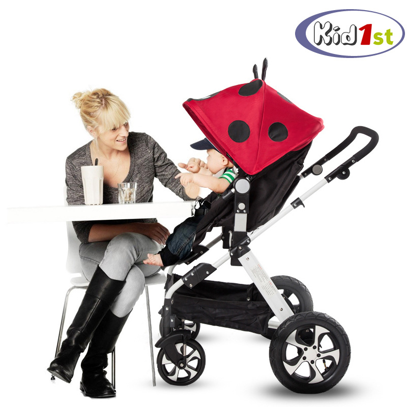 Babyfond baby stroller  Four Wheeled Carts  Light Hand In Hand Flagship Platinum Baby  pram xuankun atv electric three wheeled four wheeled vehicle front suspension steering brake system rocker assembly