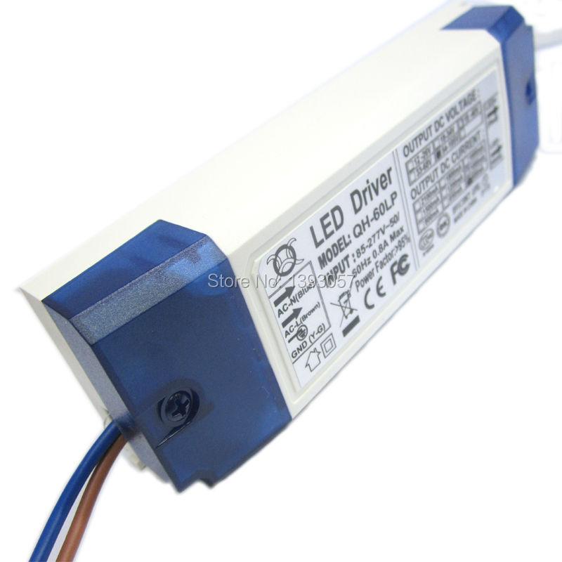 5 կտոր 40W 50W 60W LED վարորդ 18-30x3W 600mA DC54-105V - Լուսավորության պարագաներ - Լուսանկար 2