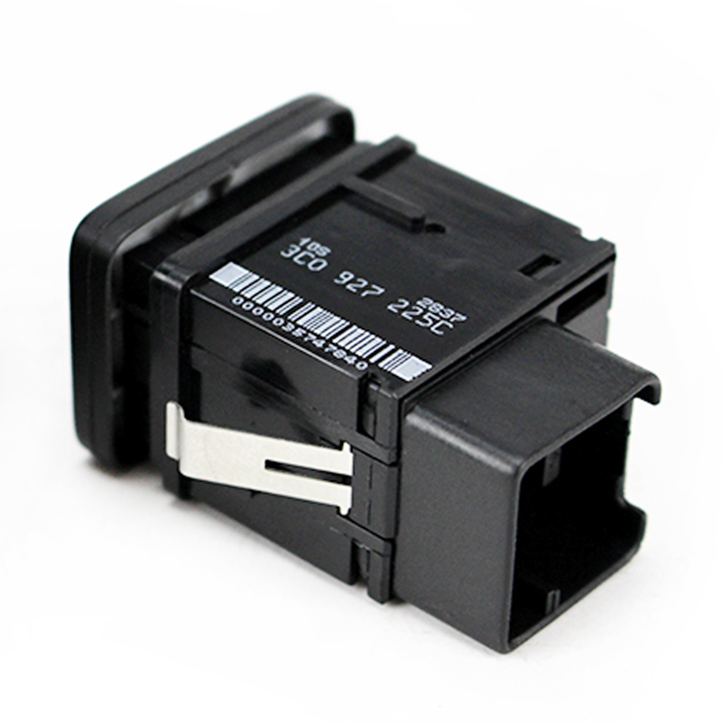 Claral EPB Car Electronic Handbrake Parking Switch Brake Button Fit for VW Passat B6 CC 3C 2006-2012 3C0927225C Claral
