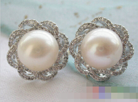 hot sell new 00352 white ROUND PEARL mount