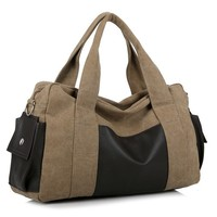 Free Shipping 4 Colors Canvas New 2013 Men Messenger Bag Bags For Men Canvas M017