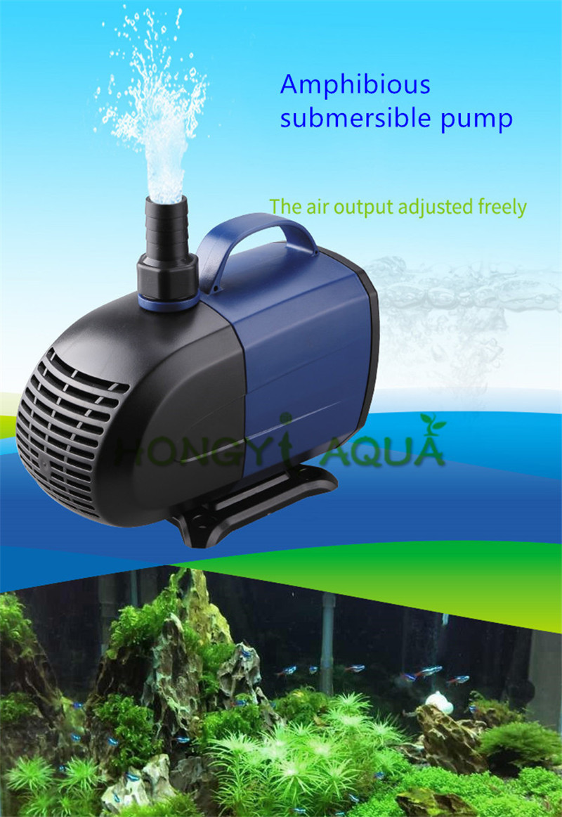 Smart Aquarium Powerhead Fish Tank Submersible Water Pump Excellent Quality Pet Supplies