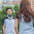 FreeshippingCervical Cuello Ortopédico Cervical Cuello Dispositivo de Tracción Cervical Hogar Dispositivo de Terapia de Tracción Para Liberar El Dolor Del Cuello