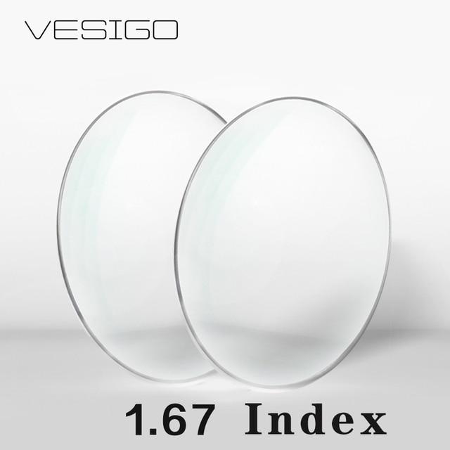 Nouvel Indice 1.67 Lentille Haute Qualité Myopie Presbytie Prescription  Optique Lunettes Lentille CR39 HMC lentille à f9a6c490776c