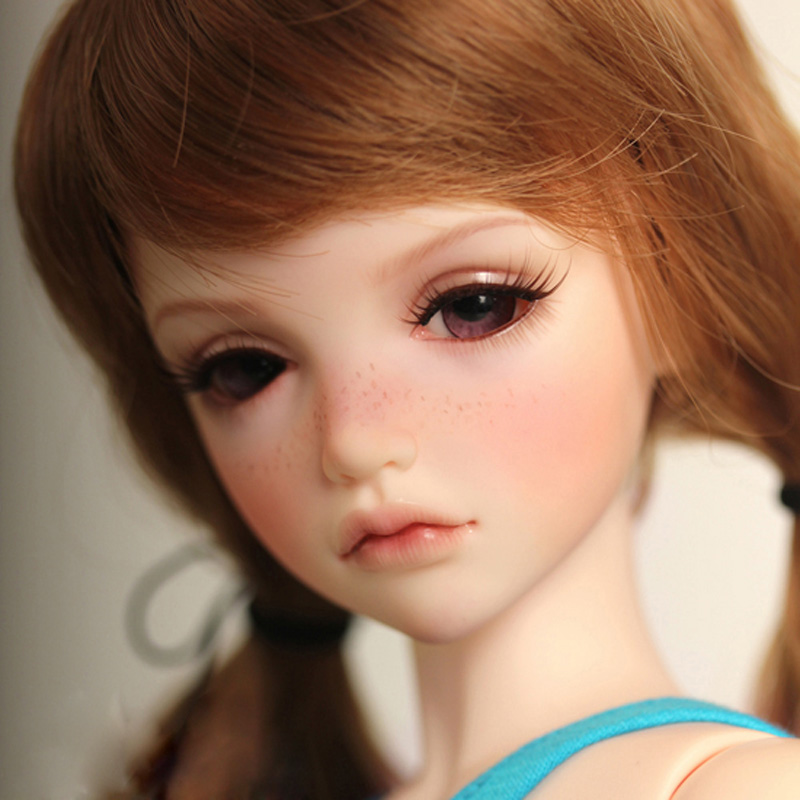 SuDoll 1/4 BJD Doll BJD/SD Beautiful Fashion Doll Include Eyes For Baby Girl Gift [wamami] aod 1 4 bjd dollfie girl doll parts single head not include make up meng ya qi