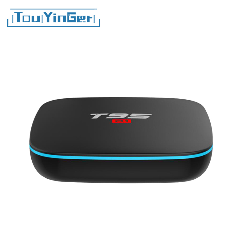 Touyinger H.265-Box IPTV S905W Wifi Hd Media Quad-Core Android Amlogic 4K T95-R1 Z25