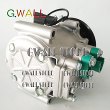 New MSC90TA AC Compressor For Mitsubishi Canter Bus Air Conditioner AKC200A273B AKC200A160 AKC200A273A