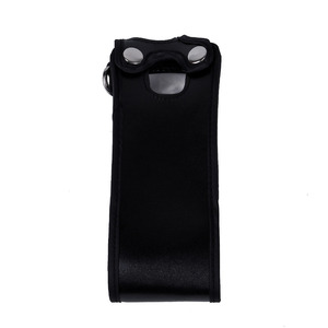 Image 3 - LASAM Extended Leather Soft Case Holster for Baofeng UV 5R 3800mAh Two Way Radio FM TYT TH UVF9 TH F8 TH UVF9D Walkie Talkie