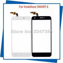 Для Vodafone смарт 6 Сенсорный Экран 5.5 inch Мобильный Телефон Панель Экрана Дигитайзер Ассамблеи Бесплатные Инструменты