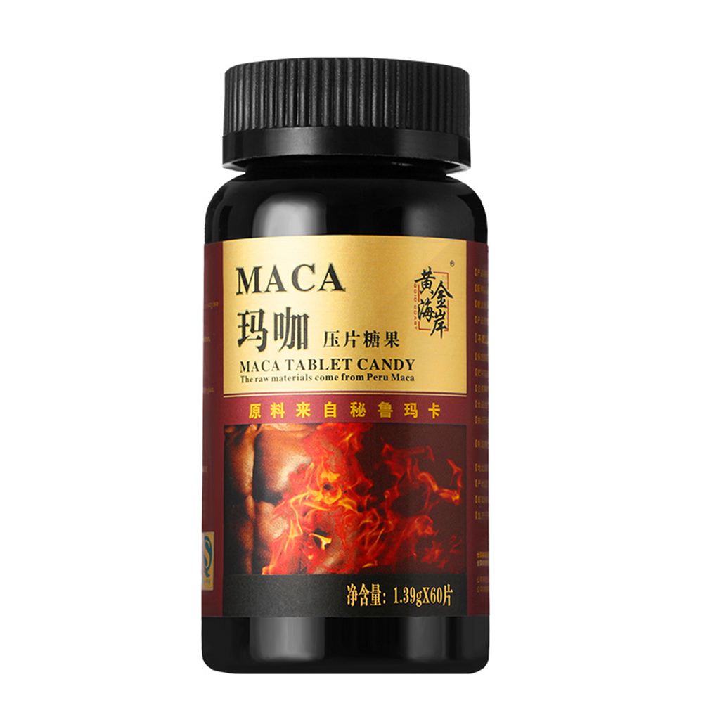 For men's long-term health products, maca slices, natural root extract, maca gold coast