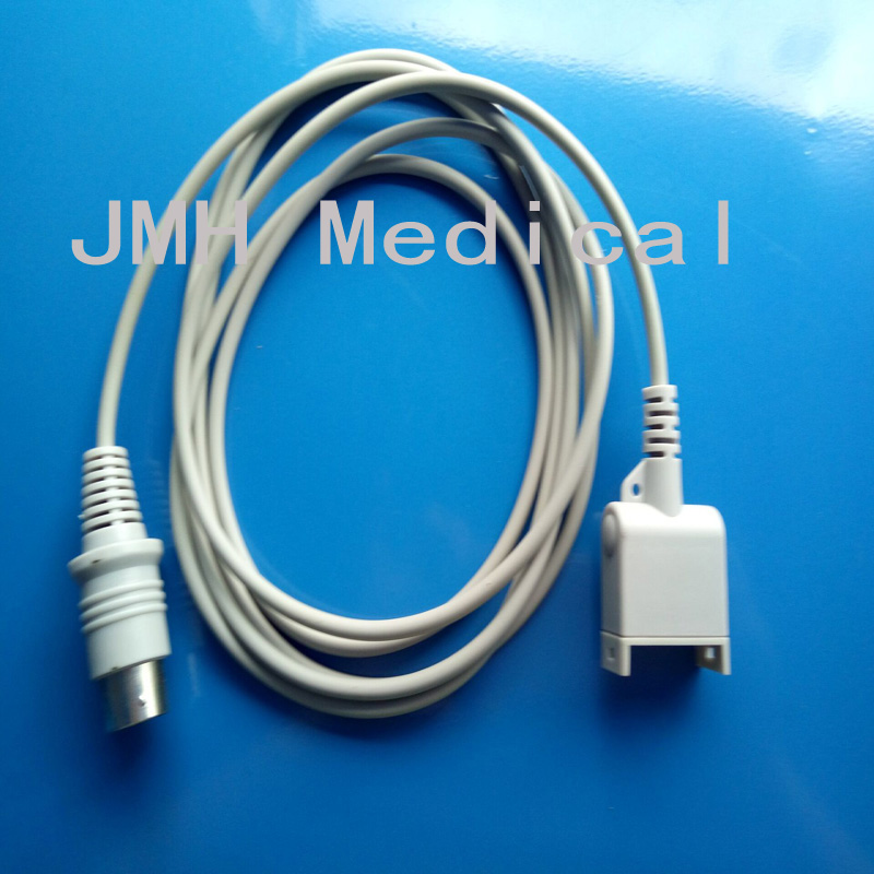 Compatible with JC-005P Nihon Kohden ECG Machine the 8pin 5 lead trunk cable, IEC or AHA.Compatible with JC-005P Nihon Kohden ECG Machine the 8pin 5 lead trunk cable, IEC or AHA.