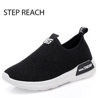 STEPREACH Brand Women Shoes Tenis Feminino Casual Shoes Outdoor Breathable Walking Shoes Women Flats Ladies Shoes