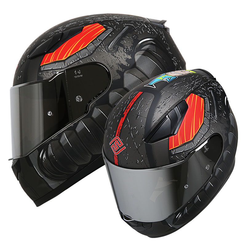 FASEED Full Face Motorcycle Helmet Motocross Racing Helmet Casco De Moto Capacete DOT approved Kask