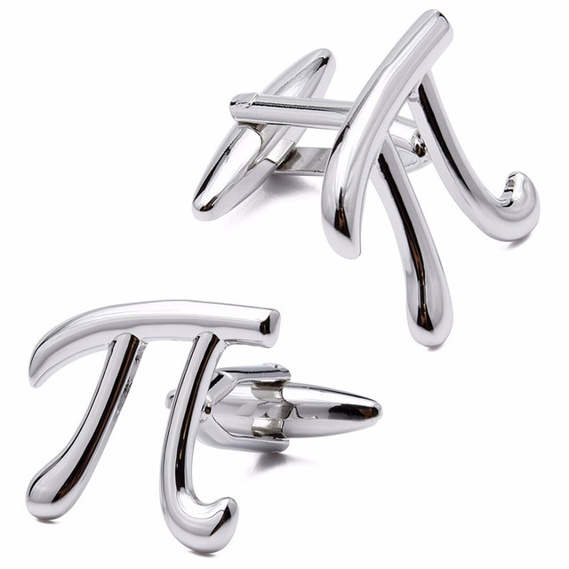 Hawson Interesting Cufflinks Letter 314 Your