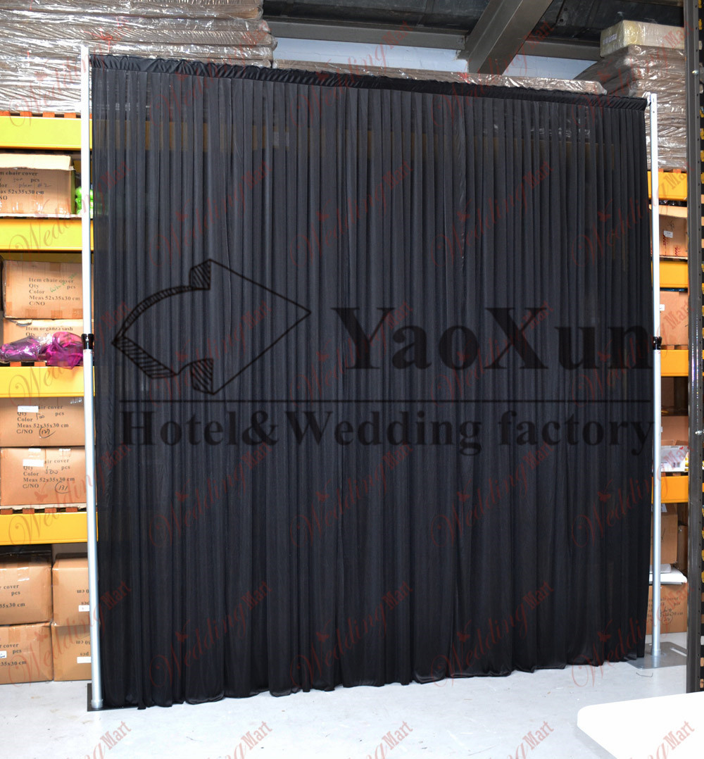 Cheap black stage curtains - Black Stage Curtains