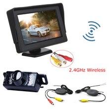 Rear View Camera Wireless Kit