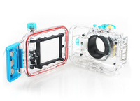 Waterproof Underwater Housing Camera Housing Case for canon Powershot S100 Lens Meikon WP DC43