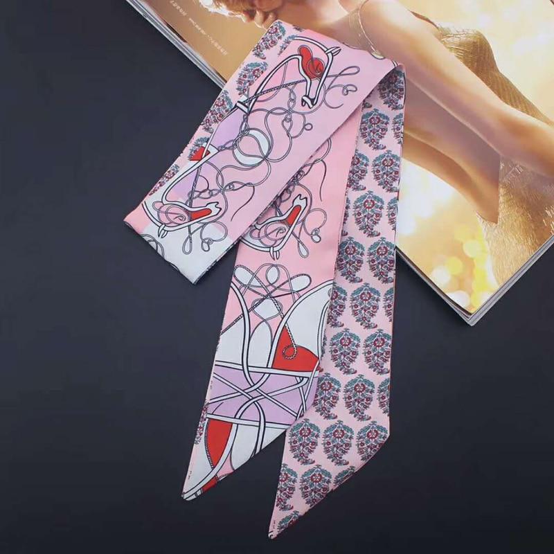 2018 hand print bag ribbons