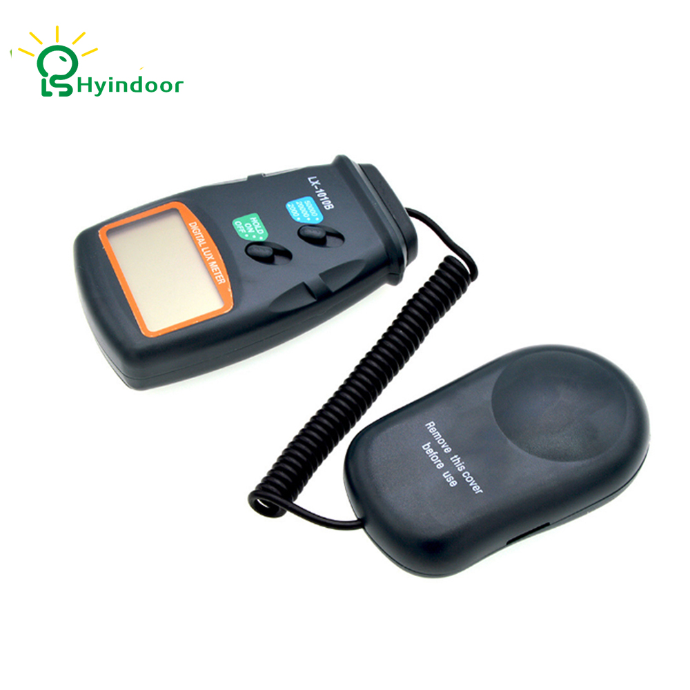 MH LX-1010B Digital Luxmeter Light Meter with LCD Display Range up to 50,000 Lux