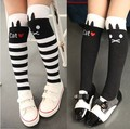 Free Shipping  2016 Summer  Spring Autumn Lovely Baby Stripe Leg Warmers For Girls Cotton Knee Pad Baby Legs Hot Sale