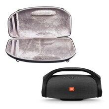 2018 plus récent voyage transportant PU + EVA protection haut parleur boîte pochette sac housse pour JBL Boombox sans fil Bluetooth haut parleur étui