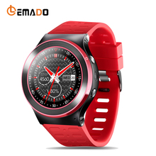 """Lemado Bluetooth S99 Smart Watch 512MB/ 4GB Memory 5.0 Camera Smart Relogio 1.33""""Full Round Screen Wristwatch For Android Phone"""