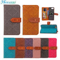 Luxury PU Leather Silicone Phone Case For IPhone 5 5S SE Case 4 0 Wallet Flip