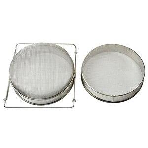 Image 4 - Фильтр для пчелиного меда, двухслойный фильтр из нержавеющей стали