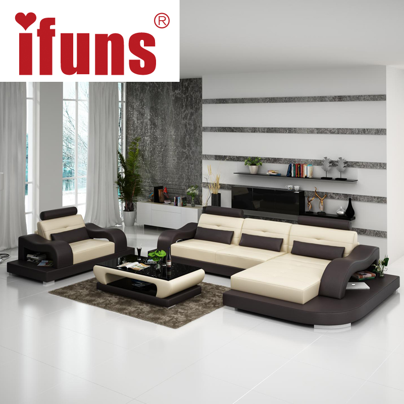 living room recliner. IFUNS modern red recliner sofa 2016 new design living room home  furniture luxury leather sets in Living Room Sofas from Furniture on Aliexpress com