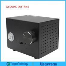 X5000K DIY Kits for Raspberry Pi Model 3 Model B / 2B / B+ with HIFI Audio