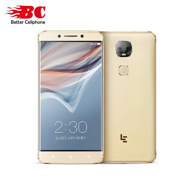 D'origine LeEco Le Pro 3 Double AI Letv X651 Mondiale Firmware Android 6.0 FDD LTE Mobile Téléphone Deca Core 5.5 FHD 4g RAM D'empreintes Digitales