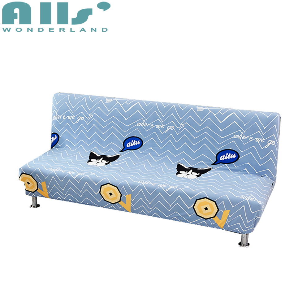 Peachy Dogs Printing Sofa Bed Covers For Living Room Cartoon Theyellowbook Wood Chair Design Ideas Theyellowbookinfo