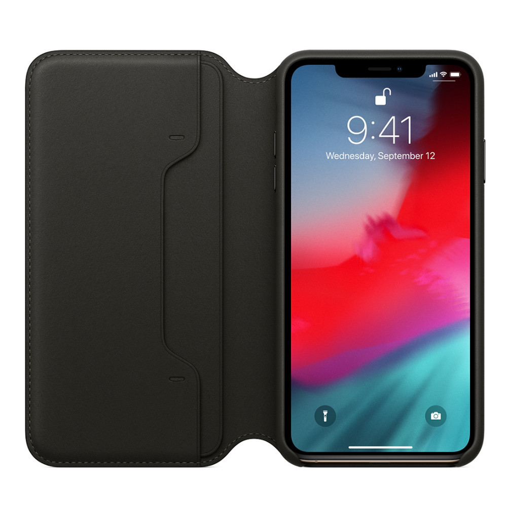 Phone Case For IPhone XS Max/XR/XS Leather Wallet Protective Case Cover For IPhone 6.5/6.1/5.8inch Practical Fresh Cute Flip