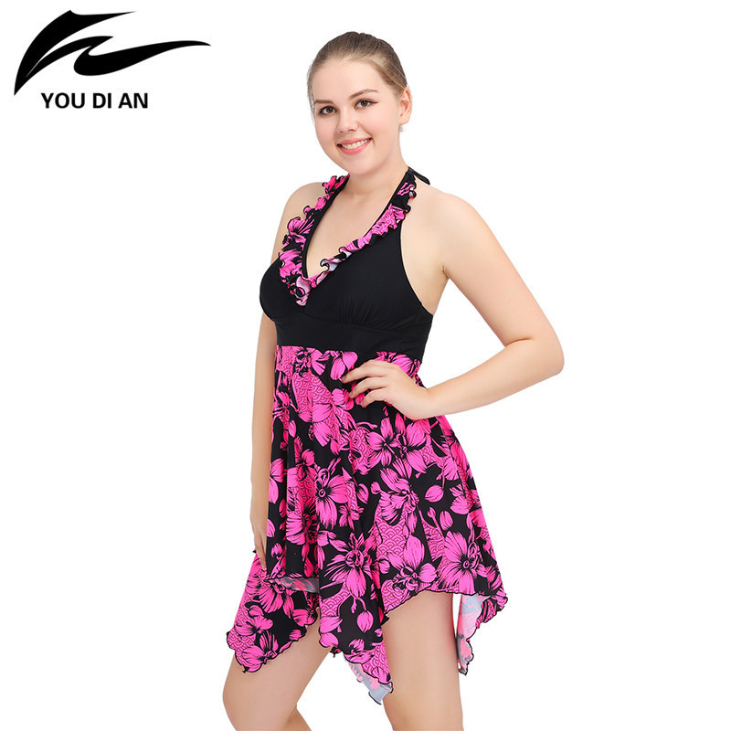 Plus Size Two Piece Swimsuits