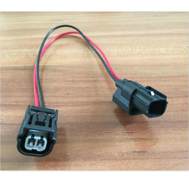 Stupendous Wire Harness Electrical Car Waterproof Sealed Plastic Housing Obd Wiring Database Ilarigelartorg