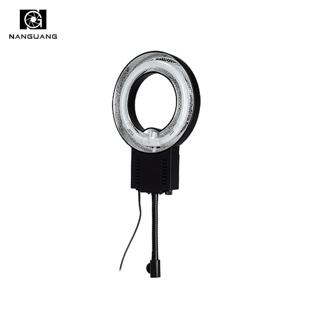 22W 5600K Daylight Fluorescent Ring Lamp Light for Small Objects Shooting Portrait Photo Lighting 40w daylight 5600k fluorescent ring lamps light for video photo selfie makeup lighting photo ring light photographic lighting