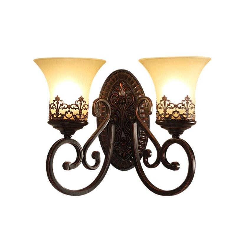 Bereidwillig Nordic Retro Gang Lamp Amerikaanse Klassieke Speaker Wandlamp Enkele Kop Spiegel Voorste Wandlamp Fg343