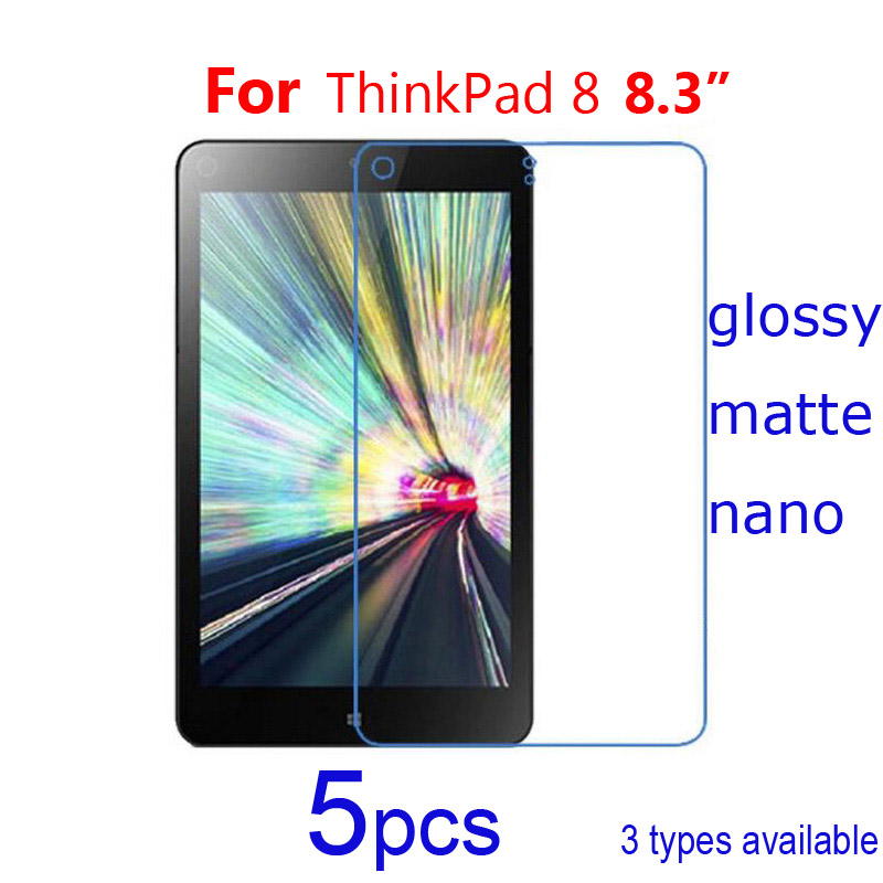 for Lenovo ThinkPad 8 8 3 YOGA Book 10 1 Tab S8 50F 8 Screen Protector