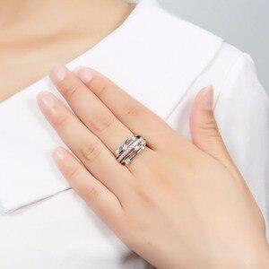 Image 5 - Hutang кольца с натуральным драгоценным камнем и опалом, серебро 925 пробы, обручальное кольцо , хорошее ювелирное изделие, элегантный дизайн для женщин, подарок, новое поступление