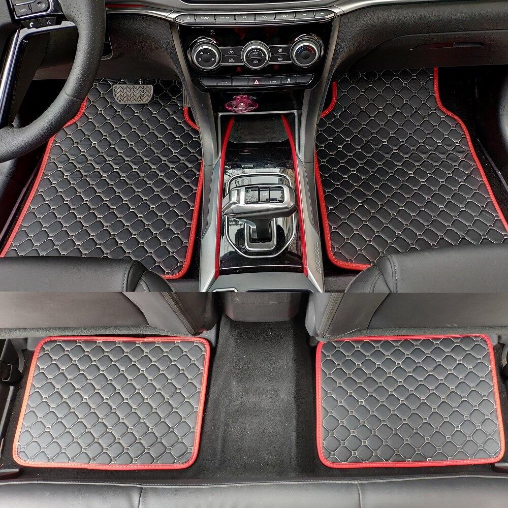 Tapis de sol de voiture pour Mercedes Benz A B C E classe W211 W212 W204 W205 W176 W169 W245 W246 5D tapis tous temps