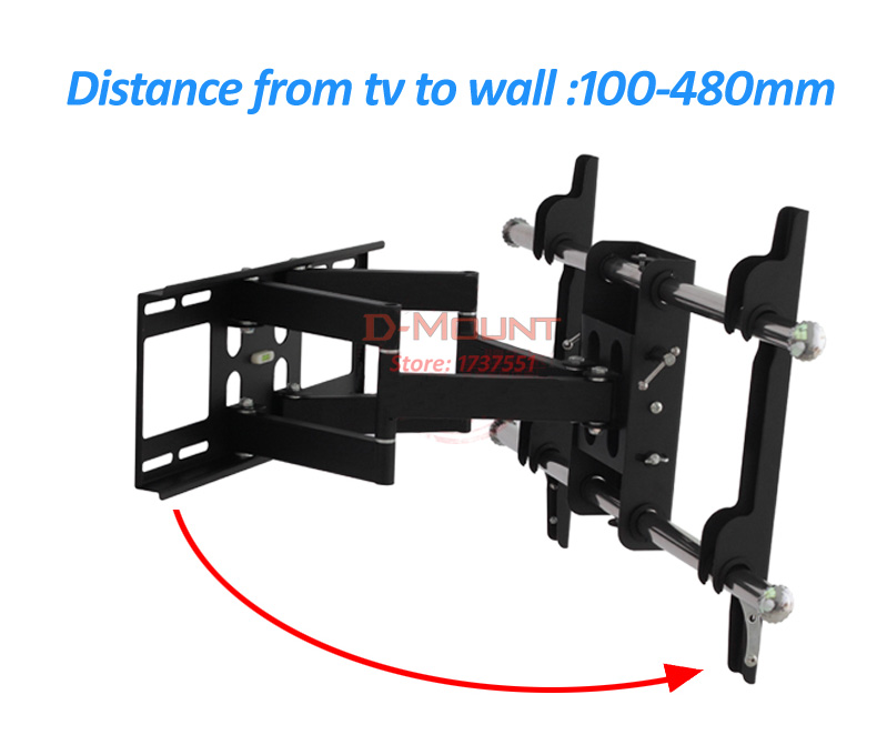 Full Motion Tv Wall Mount Reviews best reviews tv wall bracket / emmy mount double arm full motion