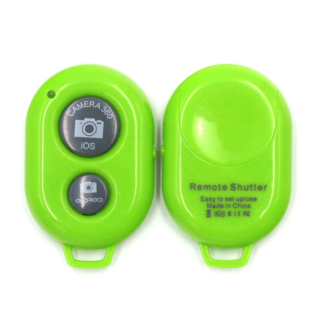 Universal Mini Smart Bluetooth Remote Shutter Wireless Camera Control Self-timer Shutter For Android For IOS Smartphone