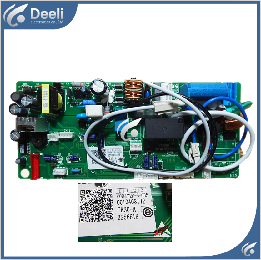 100% new for Haier Air conditioning computer board KFRD-27GW/UZXF 0010403172 circuit board 95% new for haier refrigerator computer board circuit board bcd 198k 0064000619 driver board good working