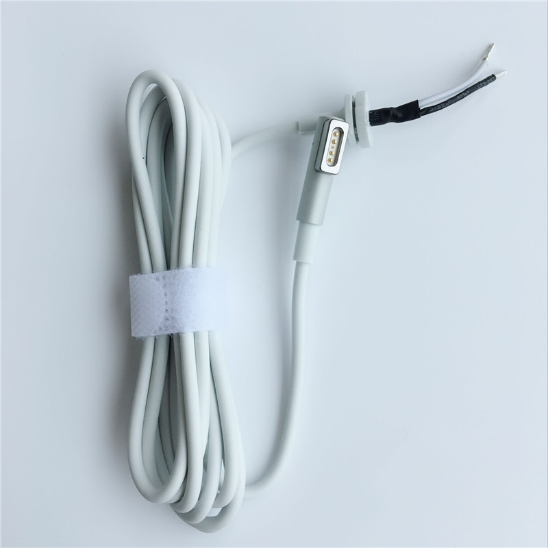 High Quality Replacement 175cm L tip Magnetic Cable Cord FOR Magsaf* 1 Apple Macbook Pro Air 45W 60W 85W Power Adapter Chargers