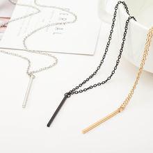 Женское ожерелье с подвеской длинное модель o1635 2019