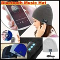 Soft Warm Knit Beanie Wireless Smart Bluetooth V3.0 Cap Headset Headphone Speaker Mic Magic Sport Winter Hat for Boy&Girl&Adults