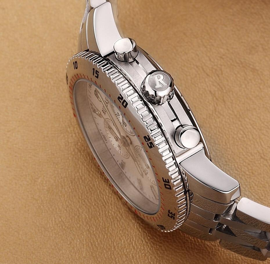 RUIMAS Swiss Watch Brands Cronógrafo Deportes Reloj de Pulsera - Relojes para hombres - foto 4