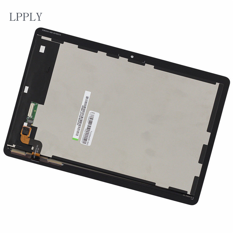 LPPLY LCD assembly For huawei mediapad t3 10 lcd display Touch Screen Digitizer Glass Free Shipping