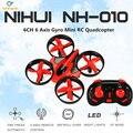 Mais novo NH010 H36 Mini Drone RC 6 Axis Micro Quadcopter Com Decapitado modo de uma tecla de retorno dron helicóptero vs h8 melhor toys para o miúdo